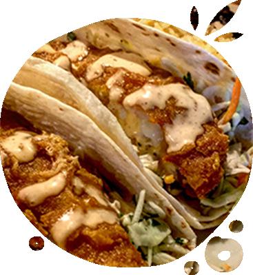 Baja Taco Plate