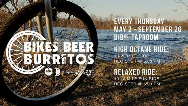 What's the Deal with Bikes, Beer, Burritos?