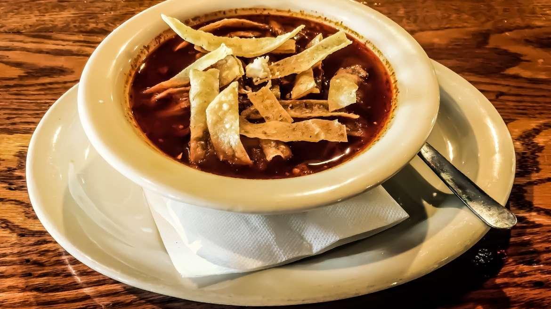 Chicken Tortilla Soup is Back!