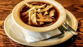 Chicken Tortilla Soup is Back!